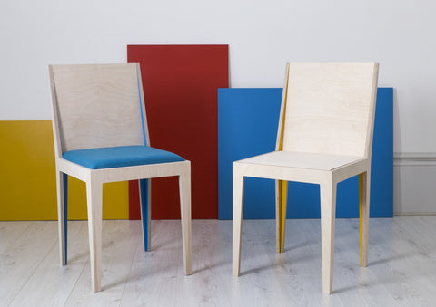 Ply Chair-SB01, Baines&Fricker Alternate View