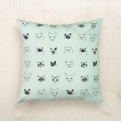 Cats Cushion, Baines&Fricker