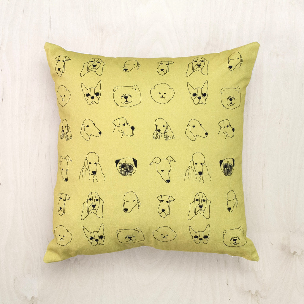 Dogs Cushion, Baines&Fricker - CultureLabel - 1