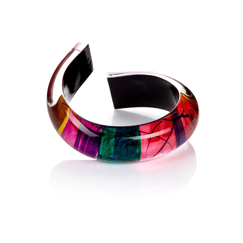 Crossover Bangle, Barbara Rae - CultureLabel