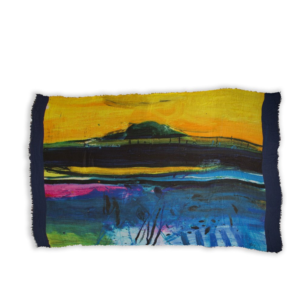 Barbara Rae Scarf, The Royal Academy - CultureLabel - 1