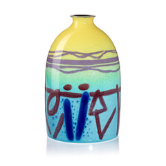 Twilight Medium Bottle Vase, Barbara Rae