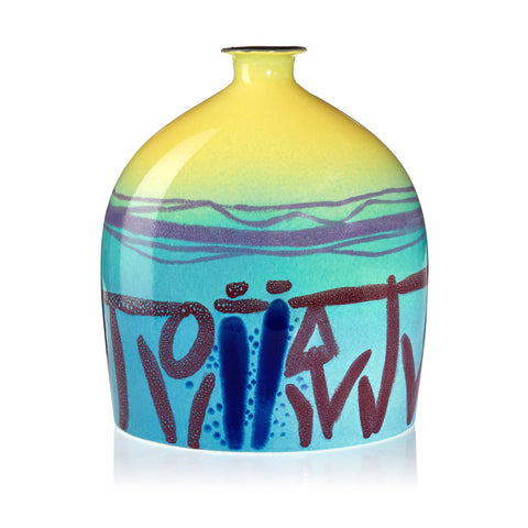 Twilight Large Bottle Vase, Barbara Rae - CultureLabel - 1