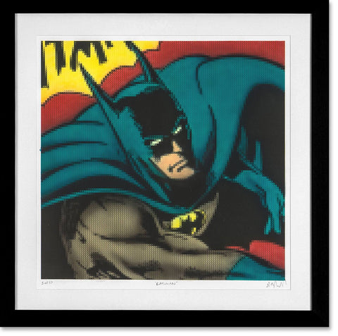 Bat Man, Nick Holdsworth - CultureLabel - 1