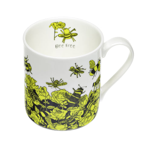 Bee Free Mug, ARTHOUSE Meath - CultureLabel - 1