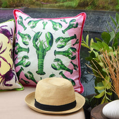 Lobsters Cushion, Bivain