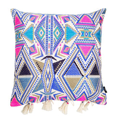Azizi Cotton Cushion, Bivain Alternate View