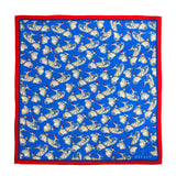 Dervish Dancers Silk Pocket Square, Bivain - CultureLabel - 3