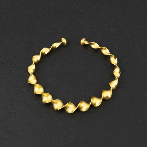 Blair Drummond Torc Bracelet, National Museum of Scotland - CultureLabel - 1