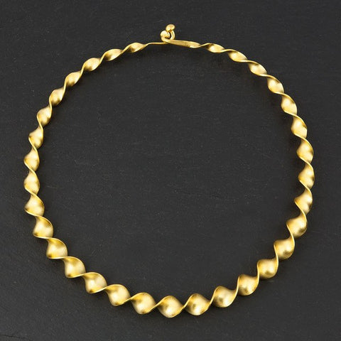 Blair Drummond Torc Choker, National Museum of Scotland - CultureLabel