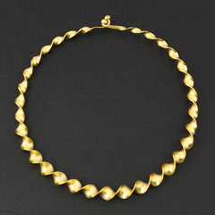 Blair Drummond Torc Chocker, National Museum of Scotland