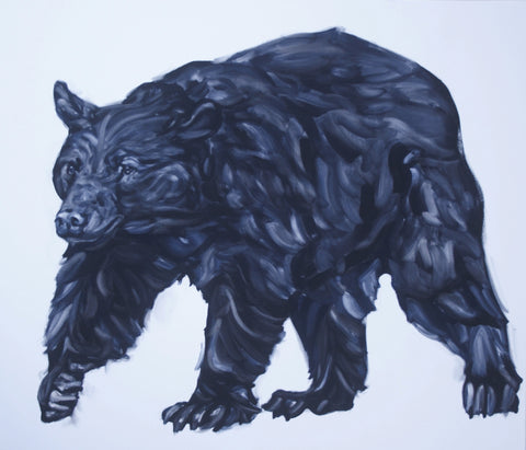 Blue Bear, Abigail Reed