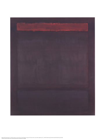 No. 14, Mark Rothko - CultureLabel