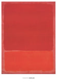 Red (Orange), Mark Rothko - CultureLabel