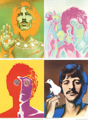 The Beatles (Set of 4), Richard Avedon