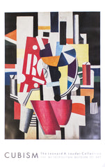 Composition (The Typographer), Fernand Leger