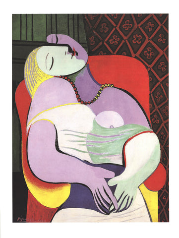 Le Reve (Marie Therese), Pablo Picasso