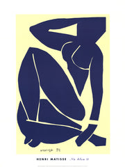 Blue Nude III, Henri Matisse Alternate View
