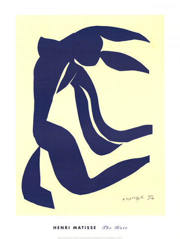 The Hair, Henri Matisse