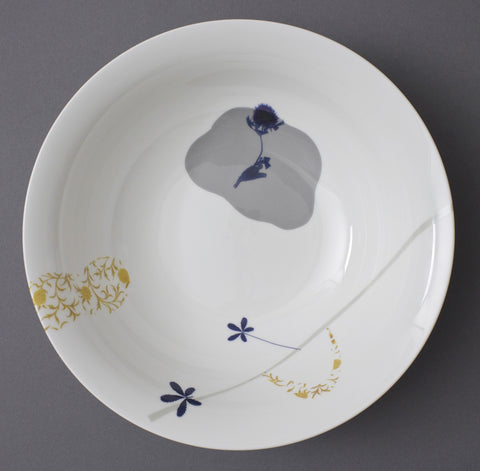 Clover China Bowl, Chimera Collection - CultureLabel