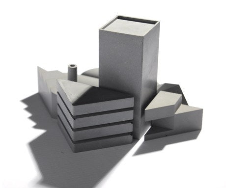 Concrete City Sculpture, Studio 22 - CultureLabel