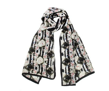 La Loge Silk Scarf, The Courtauld - CultureLabel - 1