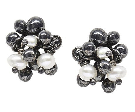 Blossom Stud Earrings, Yen Jewellery - CultureLabel - 1