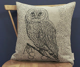 Owl & Moon Cushion, Jen Rowland - CultureLabel - 4