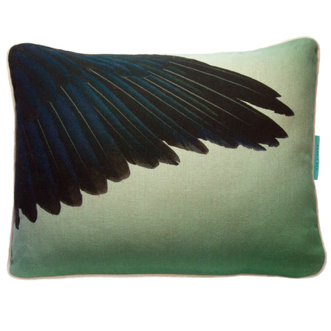 Crow Cushion, Candle Key - CultureLabel