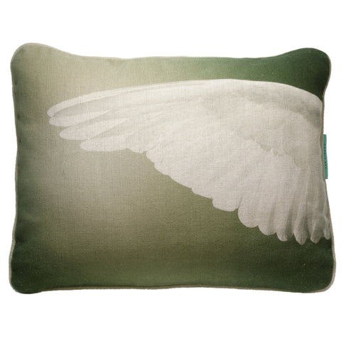 Dove Cushion, Candle Key