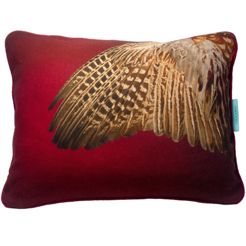 Pheasant Cushion, Candle Key - CultureLabel