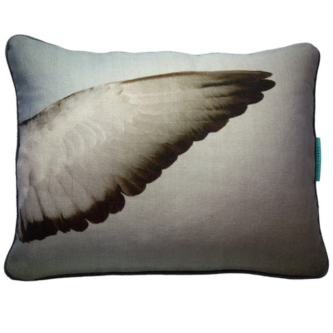 Pigeon Cushion, Candle Key - CultureLabel