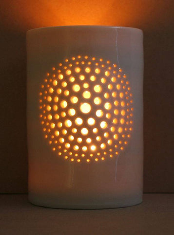 Dandelion Maxi Tealight Holder, Luna Lighting