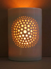Dandelion Maxi Tealight Holder, Luna Lighting Alternate View