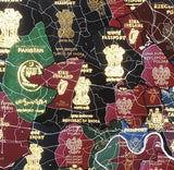 London Passport Map, Yanko Tihov - CultureLabel