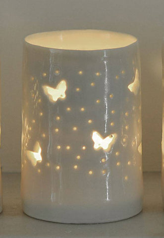 Flutter Maxi Tealight Holder, Luna Lighting