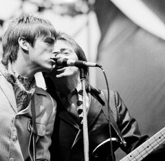 Paul Weller/The Jam, Harry Papadopoulos Alternate View