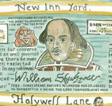 William Shakespeare's Shordiche, Adam Dant - CultureLabel