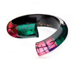 Crossover Bangle, Barbara Rae Alternate View