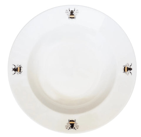 Bumble Bees Fine Bone China Soup Bowl, Kim Sera - CultureLabel - 1