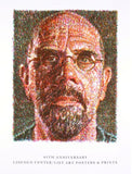Self Portrait, Chuck Close - CultureLabel - 3
