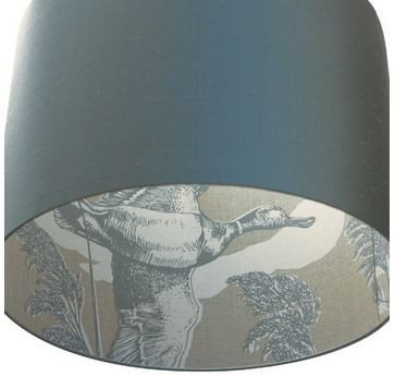 Inside Out 'Flying Ducks' Lampshade, Jen Rowland