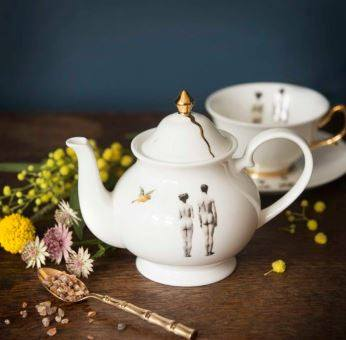 The Models Teapot, Melody Rose - CultureLabel