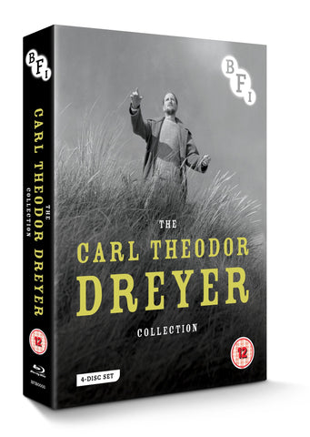 Carl Theodor Dreyer Collection, BFI - CultureLabel - 1