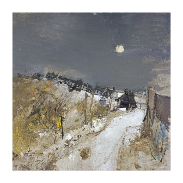 Caterline in Winter by Joan Eardley Christmas Card Pack (10 Cards), National Galleries of Scotland - CultureLabel - 1