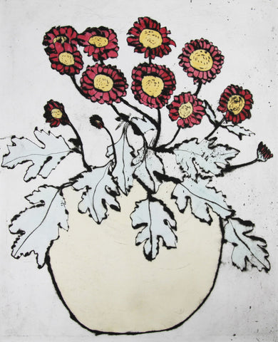 Chrysanthemums, Richard Spare - CultureLabel - 1