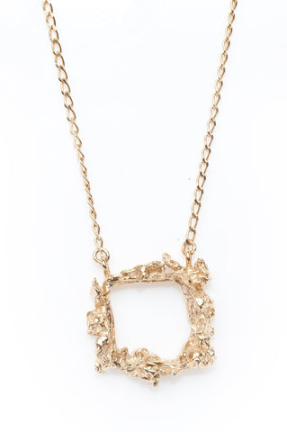 Frame Necklace, Ros Millar