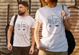 Piece Of Mind Unisex T-Shirt, David Shillinglaw x Mind - CultureLabel