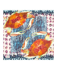 Ischia Silk Scarf, DolceRoopa