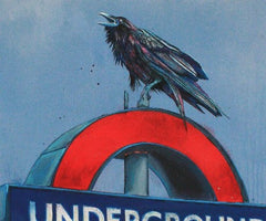 Going Underground, Darragh Powell Alternate View